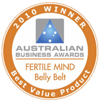 Belly Belt Australian business award