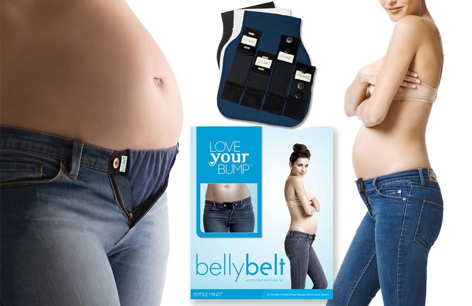 Schwangerschaft Hosenerrweiterung Belly Belt Combo Kit